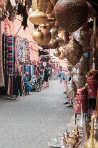 Billig biluthyrning & hyrbil i Marrakech