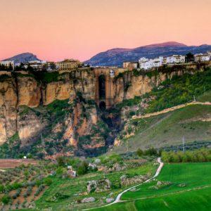 Hyrbil & hyra bil i Andalusien