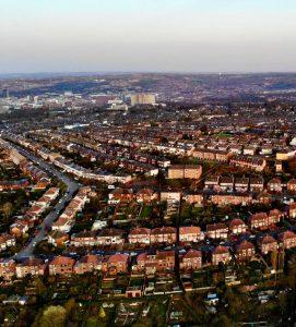 Biluthyrning & hyrbil i Sheffield