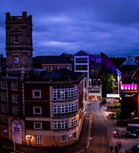 Biluthyrning & hyrbil i Nottingham