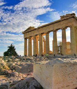 Biluthyrning & hyrbil i Aten