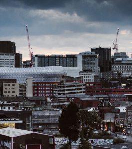 Biluthyrning & hyrbil i Birmingham