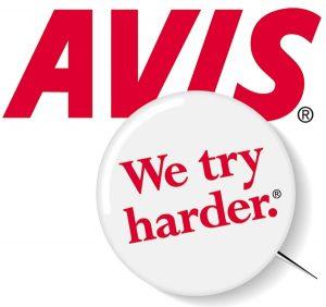 Biluthyrning & hyrbilar från Avis