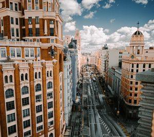 Biluthyrning & hyrbil i Madrid