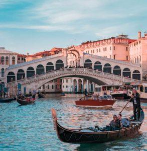 Venedig-Marco Polo flygplats