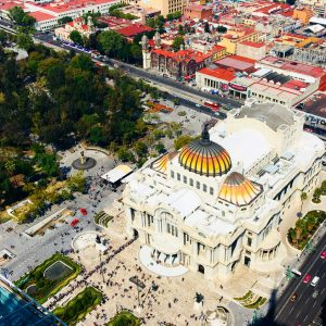 Biluthyrning & hyrbil i Mexico City
