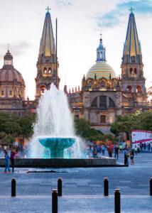 Hyrbil & biluthyrning Guadalajara flygplats