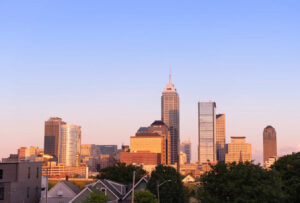 Billig biluthyrning & hyrbil i Indianapolis