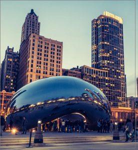 Biluthyrning & hyrbil i Chicago