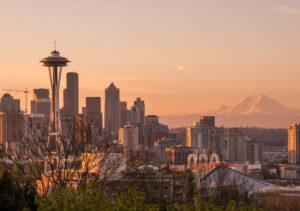 Billig biluthyrning & hyrbil i Seattle