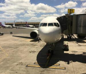 Hyrbil & biluthyrning Honolulu Airport