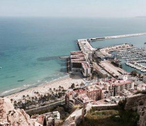 Hyrbil & biluthyrning Alicante-Elche flygplats