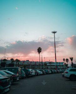 Hyrbil & biluthyrning Casablanca flygplats