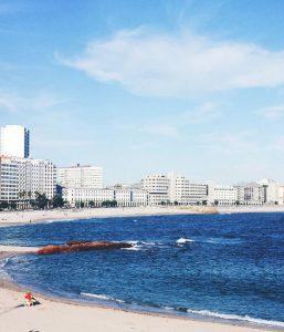 Hyrbil & biluthyrning A Coruña flygplats