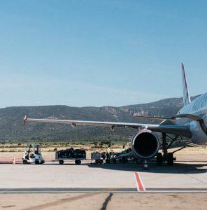 Hyrbil & biluthyrning Figari Södra Korsika flygplats