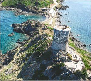 Hyrbil & biluthyrning Ajaccio Korsika Napoleon Bonaparte flygplats