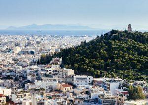 Hyrbil & biluthyrning Atens flygplats