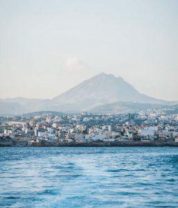 Hyrbil & biluthyrning Heraklion Kreta flygplats