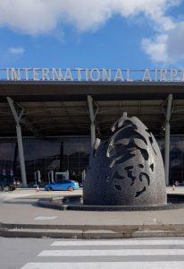Hyrbil & biluthyrning Pristina Internationella flygplats