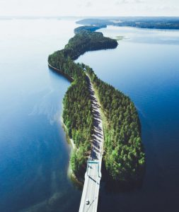 Hitta hyrbil & hyra bil i Finland