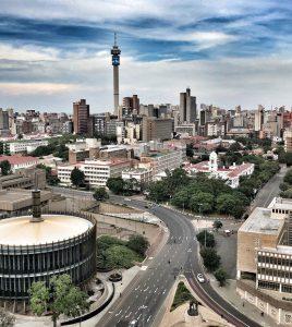 Billig biluthyrning & hyrbil i Johannesburg