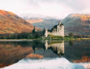 De bästa, vackraste och naturskönaste vägarna i Skottland
