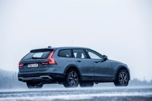 Hyr en Volvo V90 Cross Country